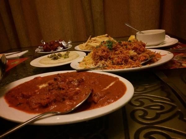 افضل مطاعم شارع عائشة بنت أبي بكر الرياض