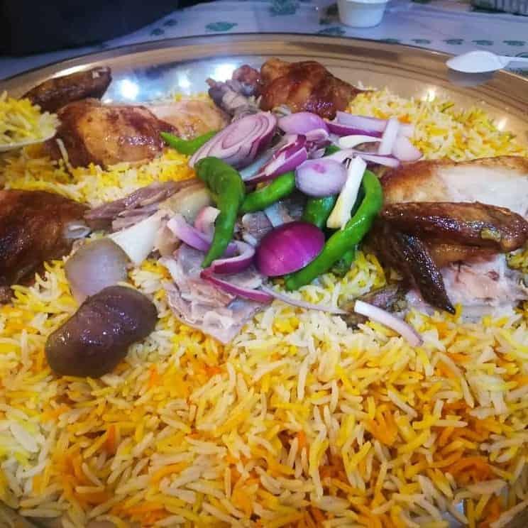 مطاعم المضغوط في الرياض الفخمة