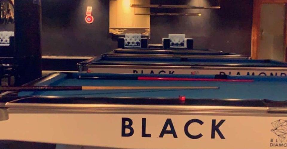 مقهى الماسة السوداء بالرياض