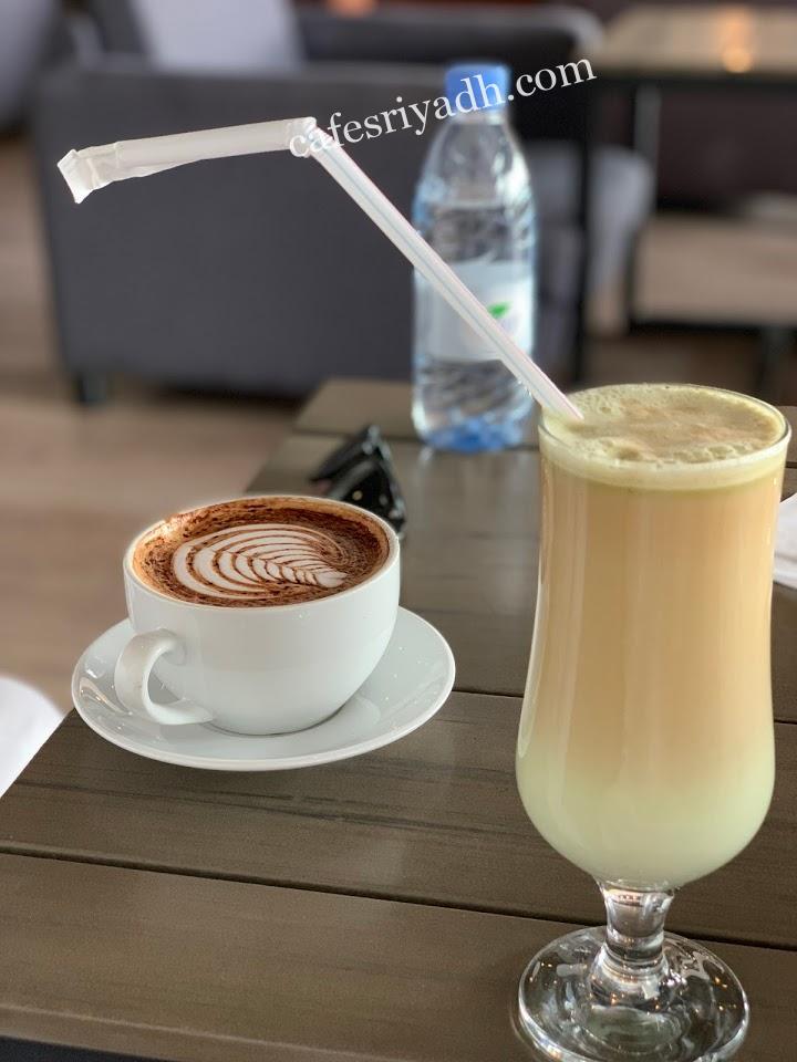 مقهى رمسة بالرياض