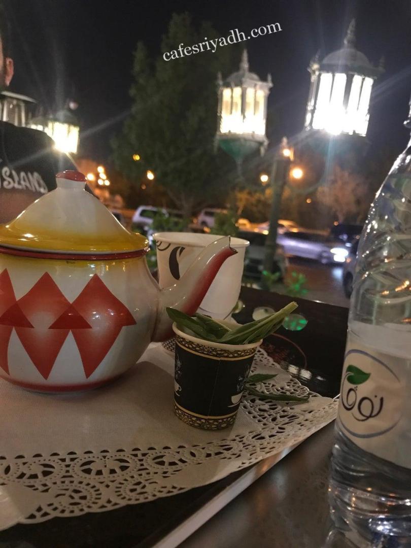 مقهى الديوان الخليجي