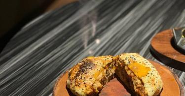 مطعم عجين شاك برجر الرياض