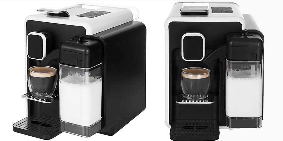 Three Barista coffee maker