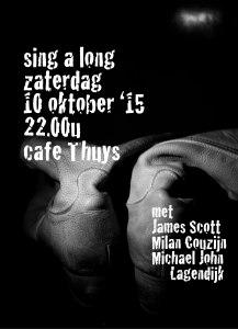 sing a long 10 okt 15