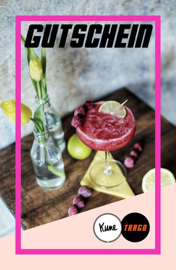 TRAGO Gutschein Cocktails