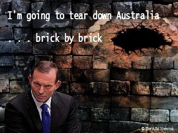Abbott's agenda