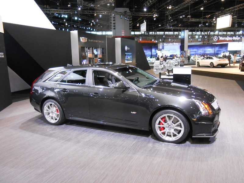 Top five sleepers at the 2014 Chicago Auto Show