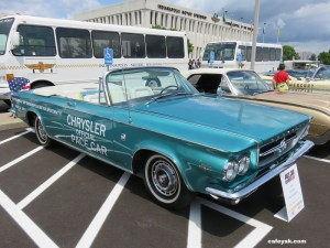 1963 Chrysler 300 pace car