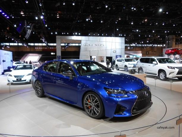 2016 Lexus GSF Sedan