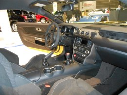 Ford Shelby GT350 Interior