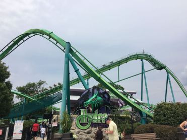 hydra ride at Dorney Park