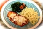 Turkey Parmesan