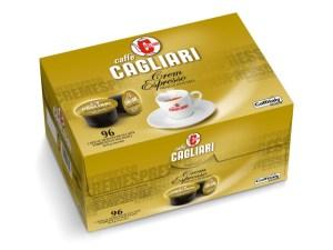 Cagliari Crem Espresso
