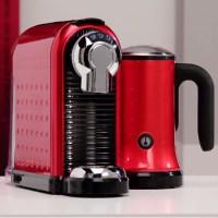 Кафе машина за капсули Carina Red на супер цена