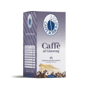 Caffè Borbone – Caffè al Ginseng E.S.E. Cialde