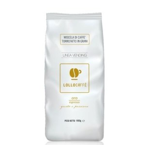 Lollo Caffe Miscela Oro Espresso Bohne 1 kg