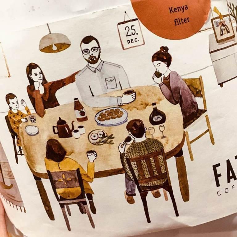 FATHER'S肯亞咖啡豆