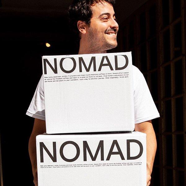 NOMAD Coffee創辦人Jordi每日樂在工作