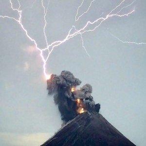 Tecapa火山