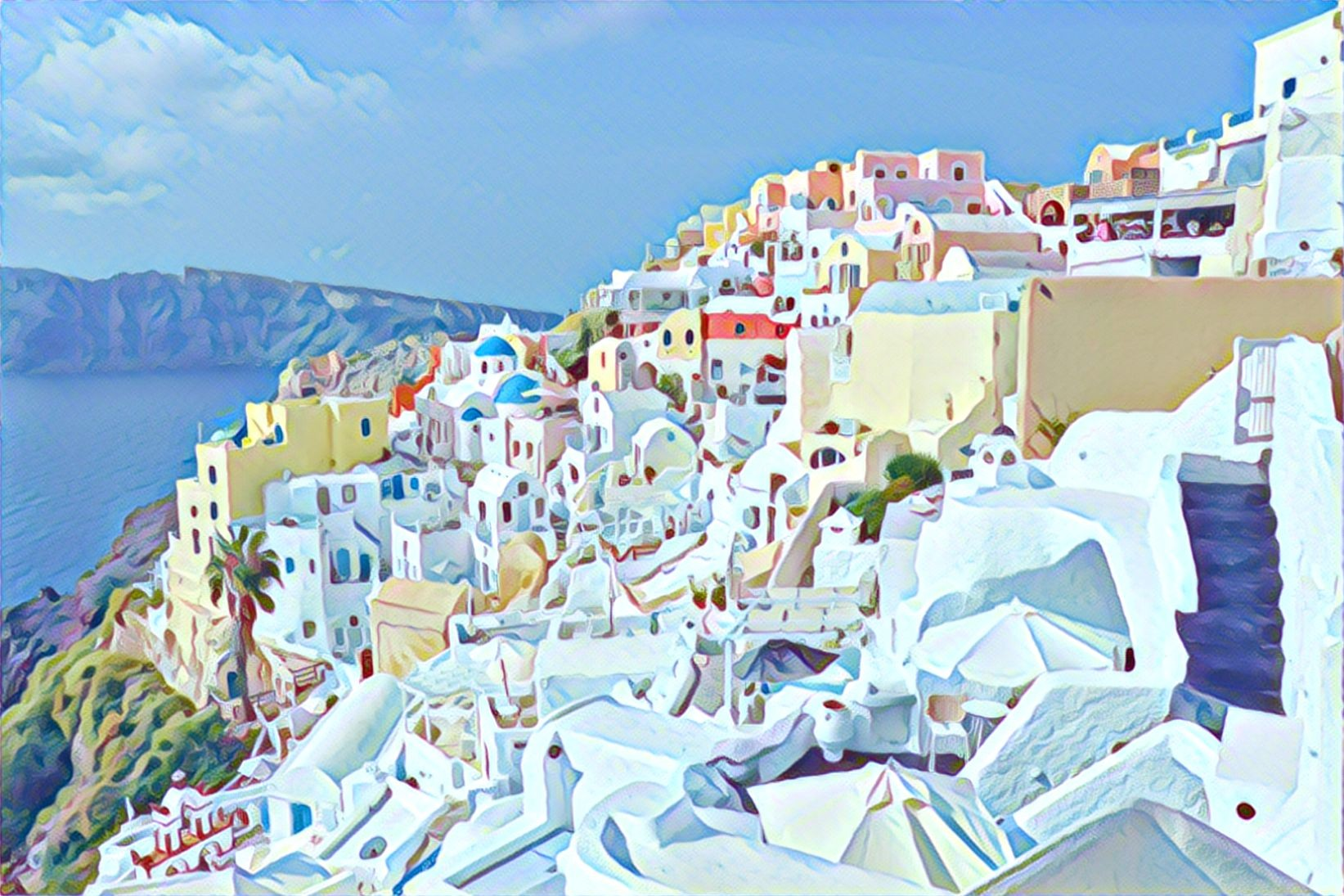 Beyond The Photo Ops In Santorini, Greece