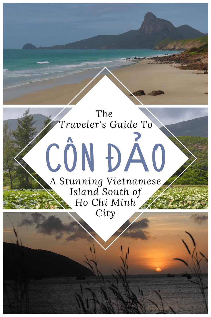 If you're looking for a Vietnamese island getaway that's unlike any other part of the country, be sure to check out #CônĐảo ! There's a lot to experience here and it's a great way to learn about #VietnameseHistory. #condao #conson #visitcondao #visitconson #visitvietnam #vietnamnow #myvietnam #bariavungtau #CônSơn #travelblog #travelblogs #travelblogger #travelbloggers #travelblogging #travelguides