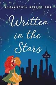 Cover of Written in the Stars by Alexandria Bellefleur
