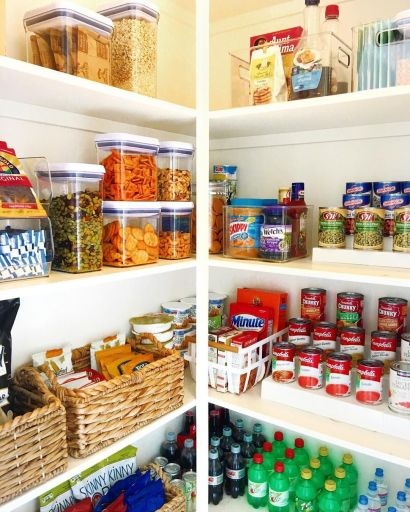 You can stock your pantry on a budget!