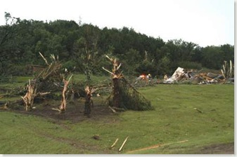 little sioux tornado aftermath - Source: Des Moines Register