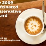 Our 2009 Caffeinated Conservative: Sarah Palin