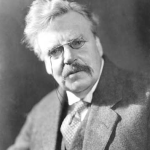G.K. Chesterton: The New Rebel is Not a Revolutionary