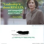 Updated: Doris Kelley's Dishonest and Desperate Smear Mailer Against Walt Rogers in Iowa House District 20