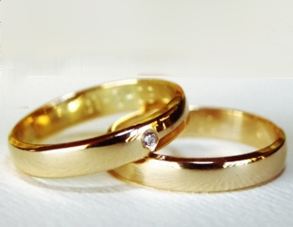Greek Wedding Rings
