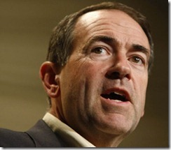 Huckabee 2008 Republicans NRA
