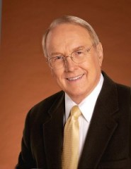 Studio Picture of Jim Dobson of Focus on the Family