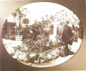 Princess Marie's Grave