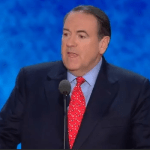 Huckabee at RNC Attempts to Build Bridge Between Evangelicals and Romney