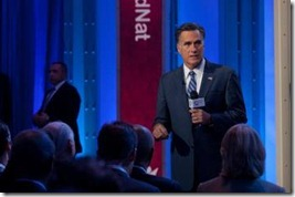 Romney at Education Nation Summit