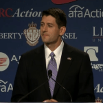 Video: Paul Ryan Addresses Value Voters Summit