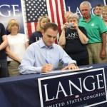 """Ben Lange Announces """"Compact With Iowans"""""""