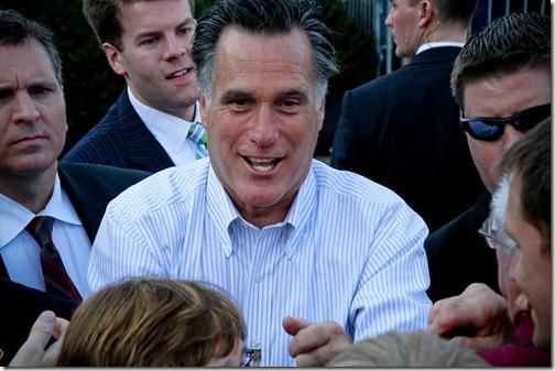 Mitt Romney in Peoria