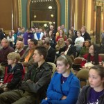 School Choice Celebrated at Iowa State Capitol