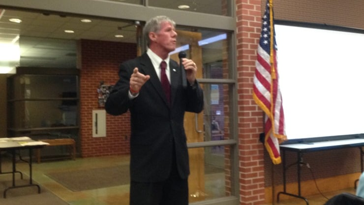 Brad Zaun Polk County GOP Central Committee