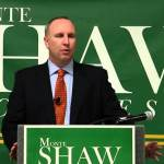 Monte Shaw Raises $200,000 in Iowa 3rd Congressional District Race