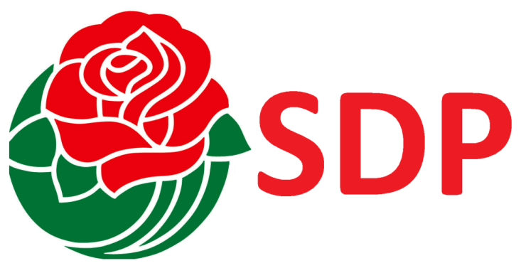 Social_Democratic_Party_-_logo
