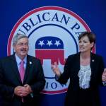 Iowa Governor Terry Branstad Easily Wins Republican Primary