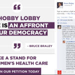 "Bruce Braley: Religious Liberty is an ""Affront to Democracy"""
