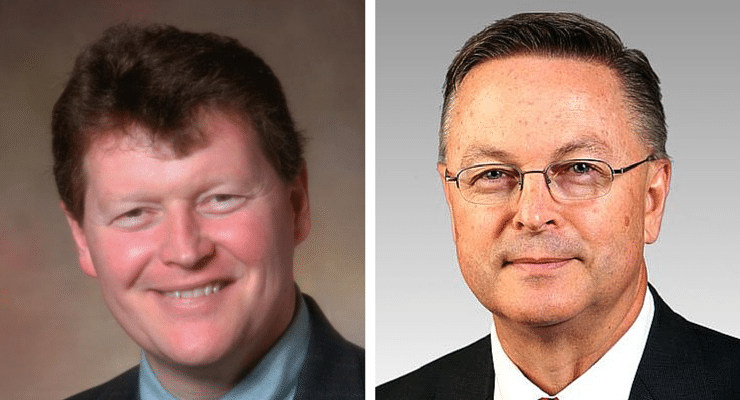 Iowa 1st Congressional District Race: Pat Murphy (L) vs. Rod Blum