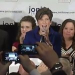 Joni Ernst and Rod Blum Ride Republican Wave