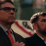 The Story of Marcus Luttrell and Rick Perry