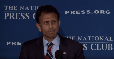 Bobby Jindal National Press Club